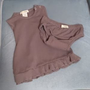 L'oved baby dress w/ matching bloomers